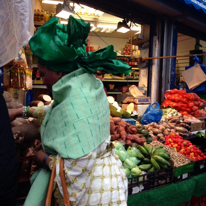 Ridley Road Market - Queens of Hackney