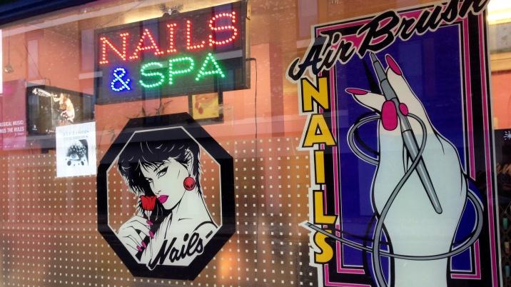 Nails Shop Dalston Lane - Queens of Hackney