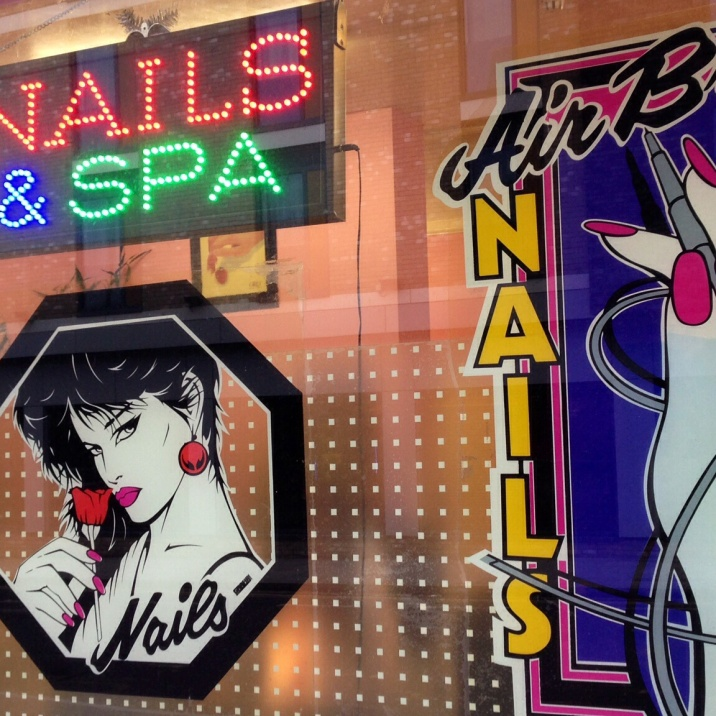 Nails Shop Dalston Lane - Queens of Hackney