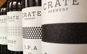 Crate brewery - Queens of Hackney