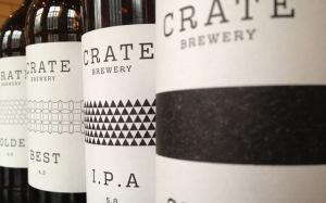 Crate brewery - Queens of Hackney