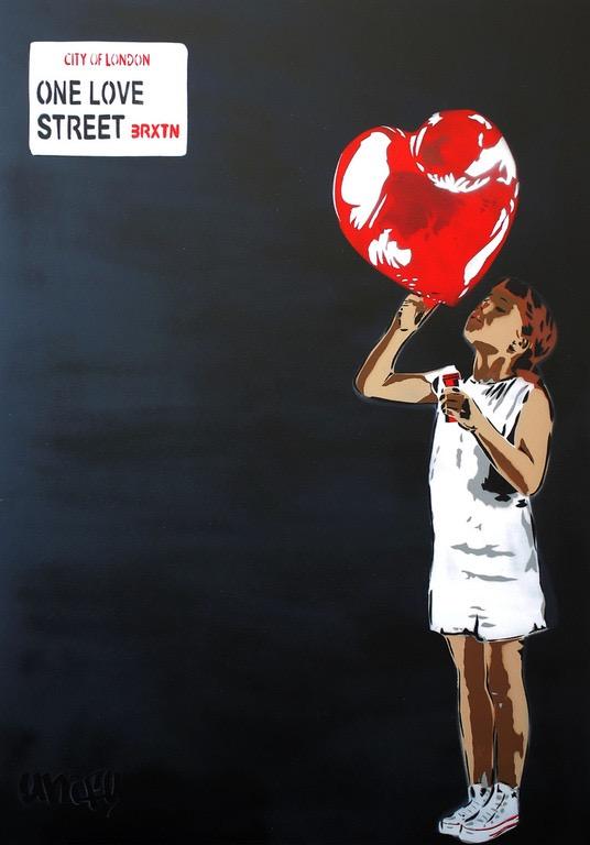 One love Street