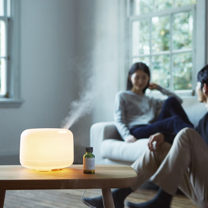 Muji Aroma Diffuser - Queens Of Hackney